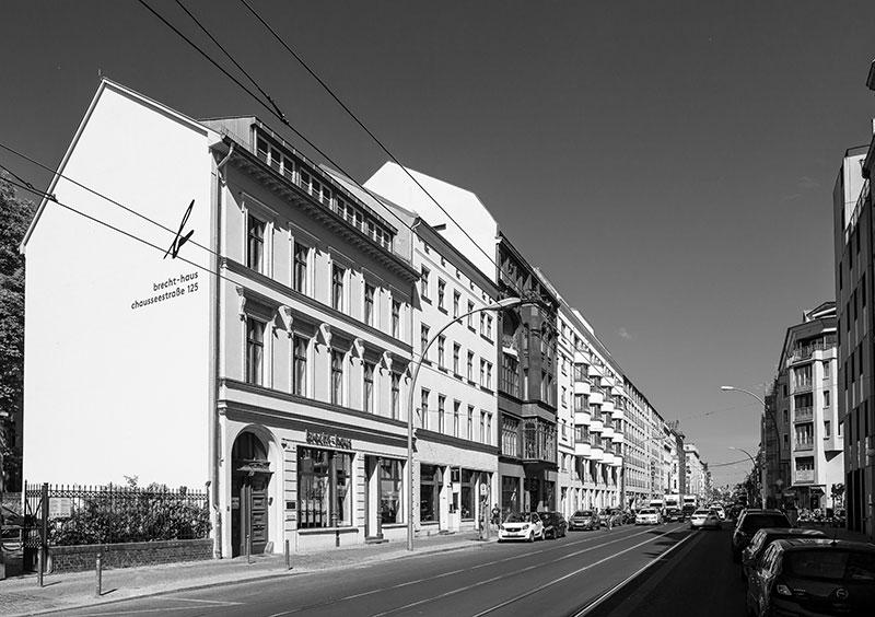 """""""Back to normal?"""" am Berliner Brecht-Haus"""
