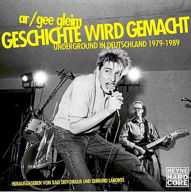 """Neues Buch: """"Geschichte wird gemacht"""""""