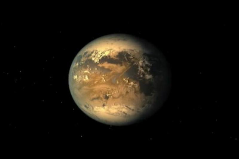 """Der """"erdähnliche Planet"""" Kepler-452 b (fotografiert von der Nasa)"""
